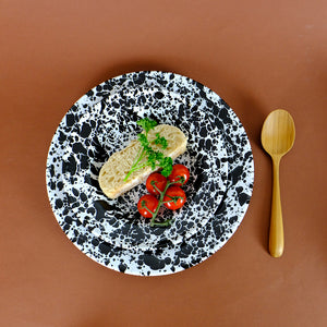 Enamel plate - Summer Made