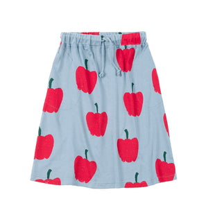 Skirt - Red pepper