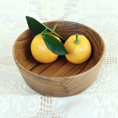 Small wooden bowl - Summer Made