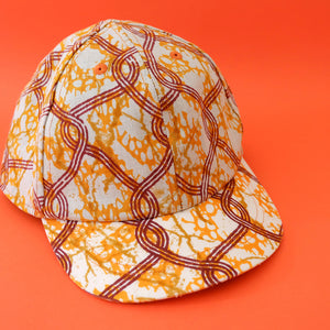 African textiles Cap - Summer Made