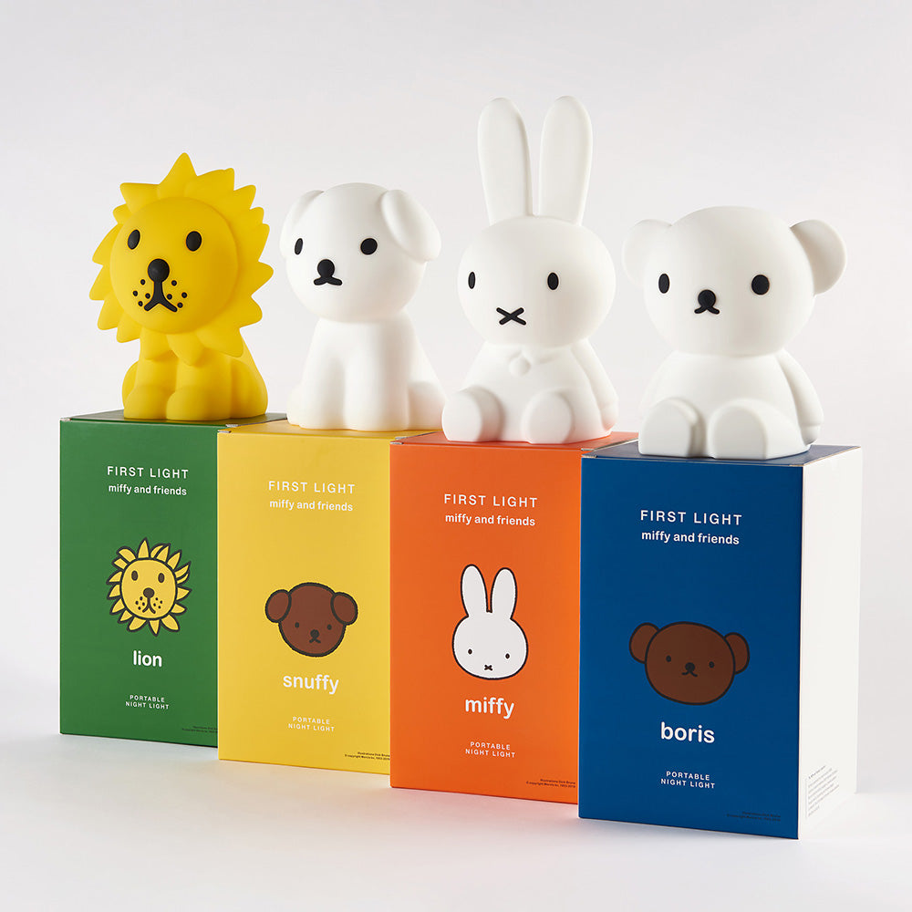 Miffy and Friends first light lamp