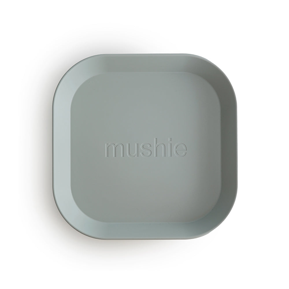 Mushie Dinner Plate Square