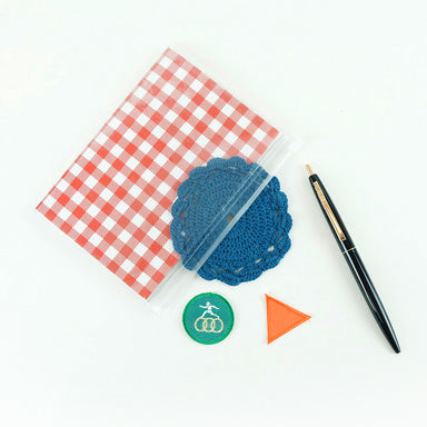Functional 3 in 1 pocket notebook - Summer Made