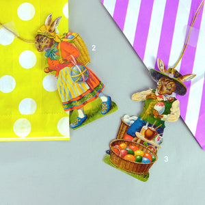 Easter hanging tag - Summer Made