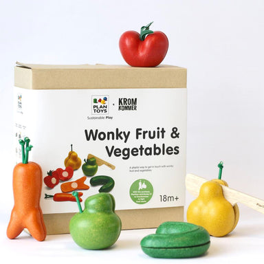 Wonky Fruit & Vegetables - Summer Made