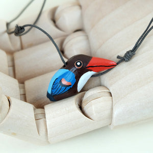 Bird whistle necklace - Summer Made