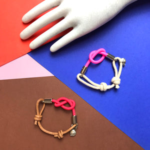 Lovely elastic bracelet - Summer Made
