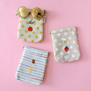 Spring cutie pouch - Summer Made