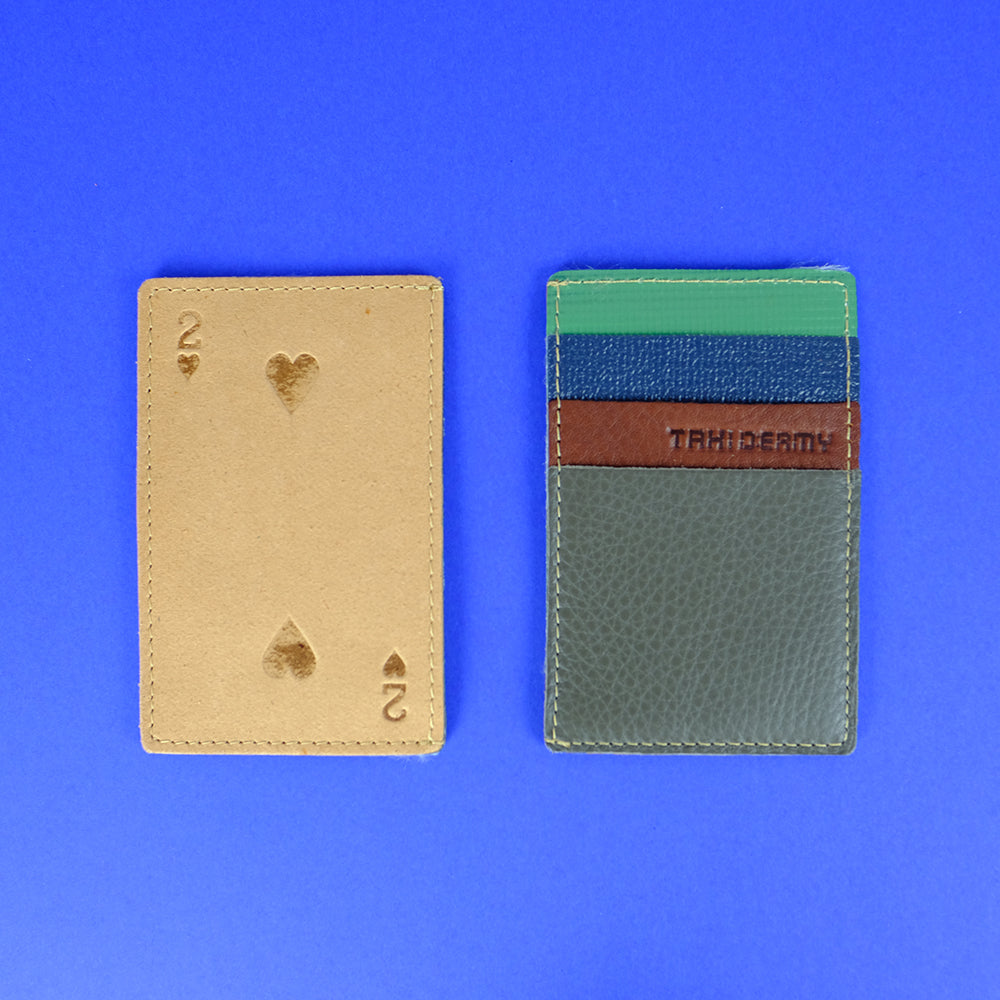 Playing card holder - Summer Made