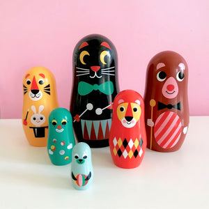 Carnival - Studio Matryoshka - Summer Made