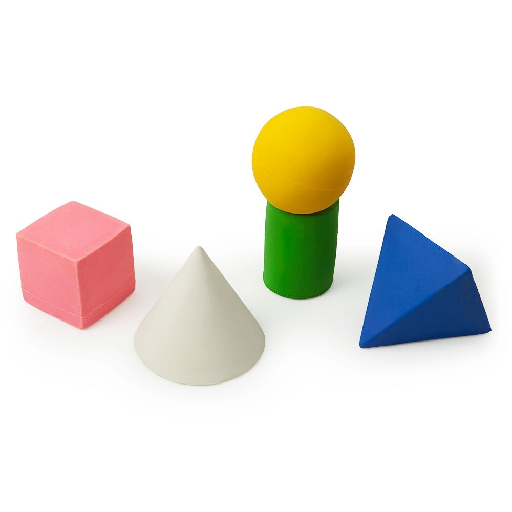 Geometric figures baby toy - Summer Made