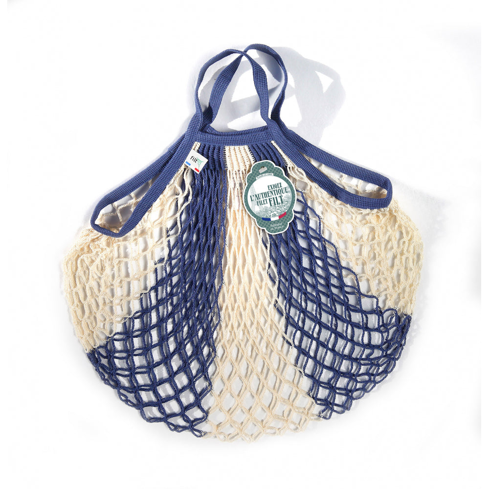 Net bag with short handle