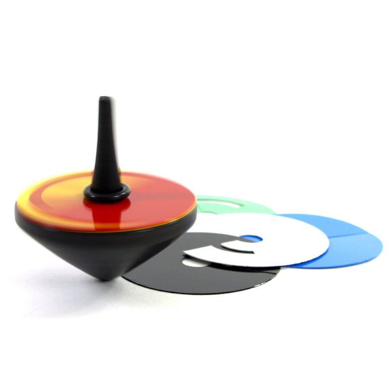Optica spinning top