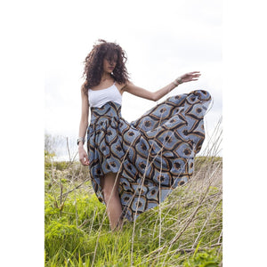 Bre High Low Skirt