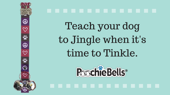 Five Places to Hang PoochieBells Dog Potty Training Bells.