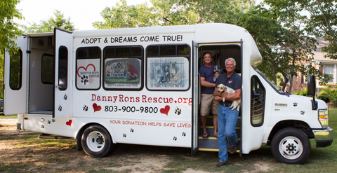 Danny & Ron's Rescue Bus