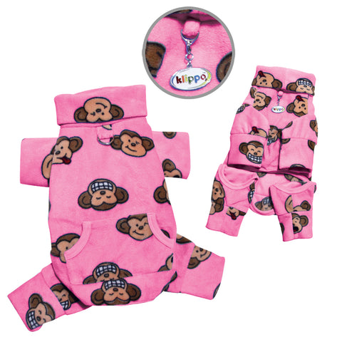 Klippo Silly Monkey dog pajamas