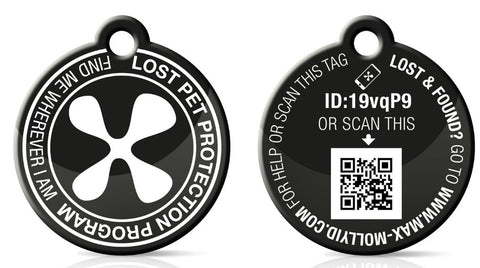Max & Molly Smart ID tag