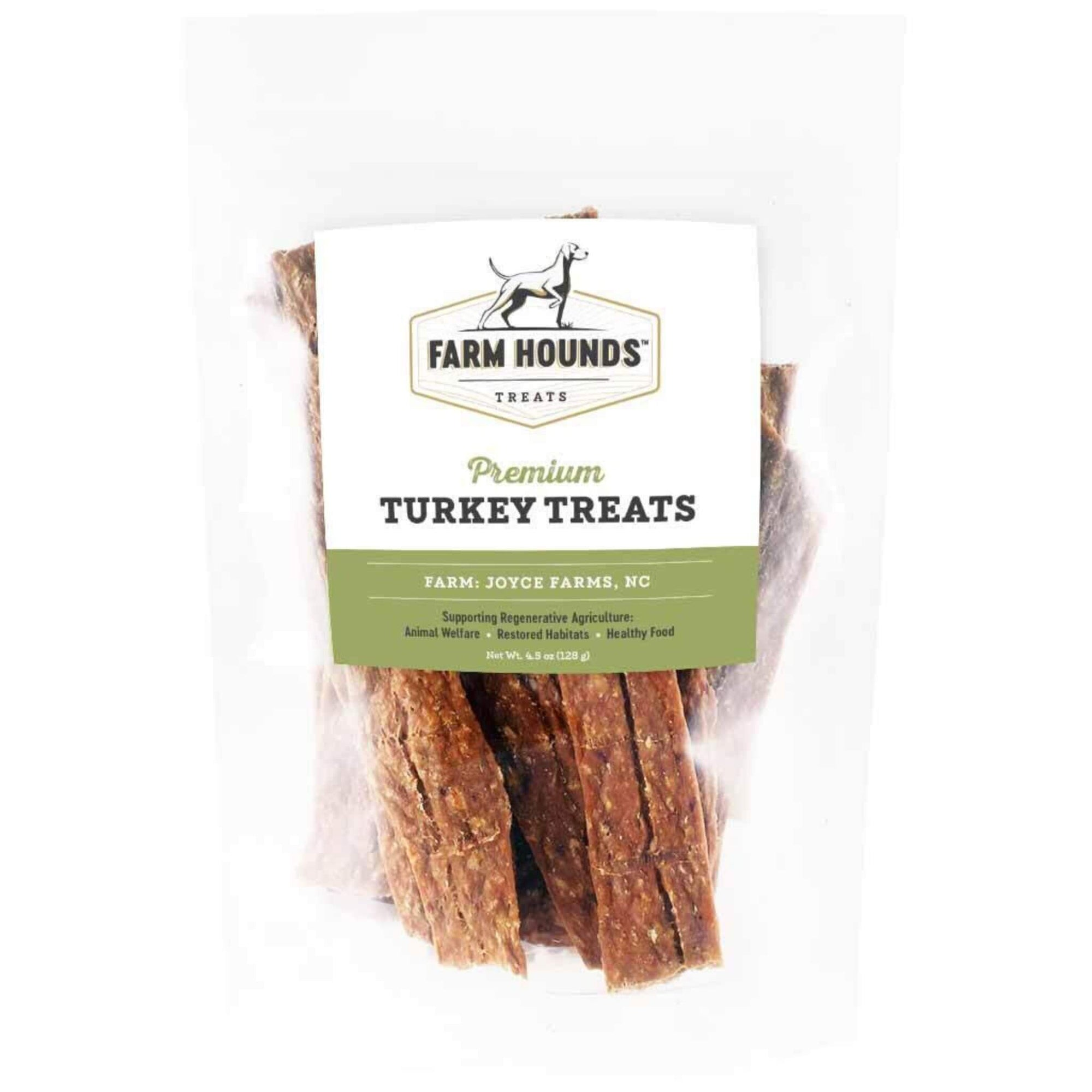 Farm Hounds Turkey Dog Treats