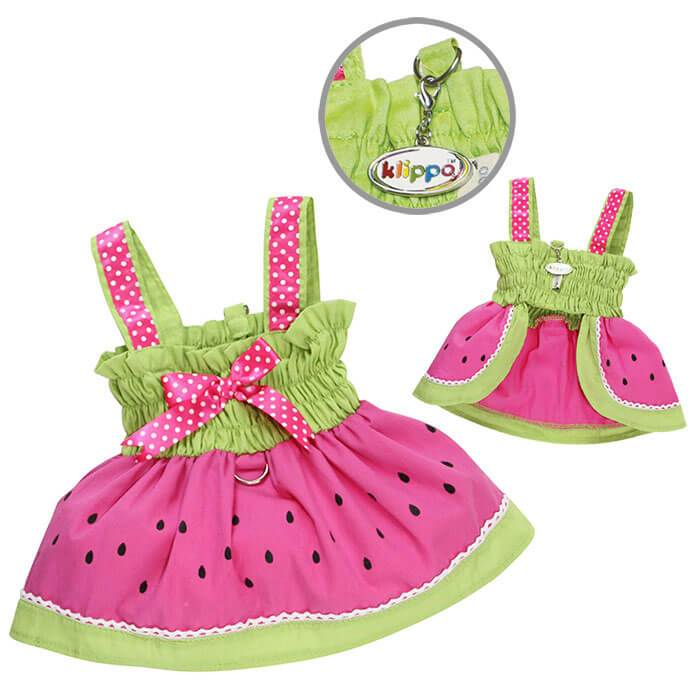 Klippo Juicy Watermelon Dog Dress