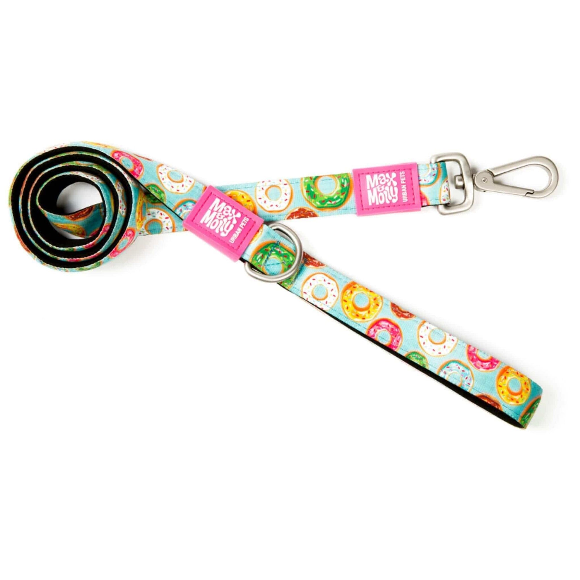 Max & Molly Small Dog Leash - Donuts