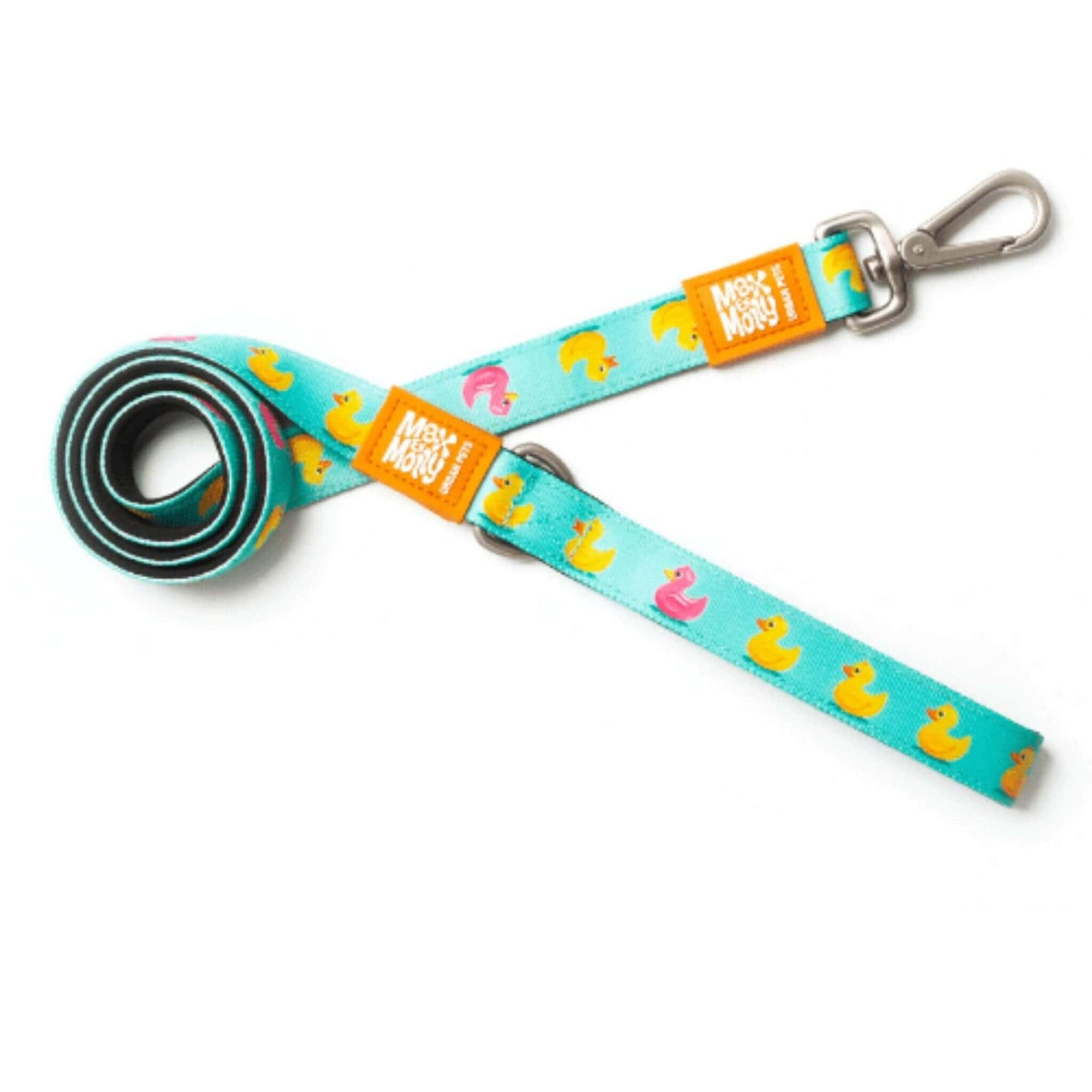 Max & Molly Small Dog Leash - Ducklings