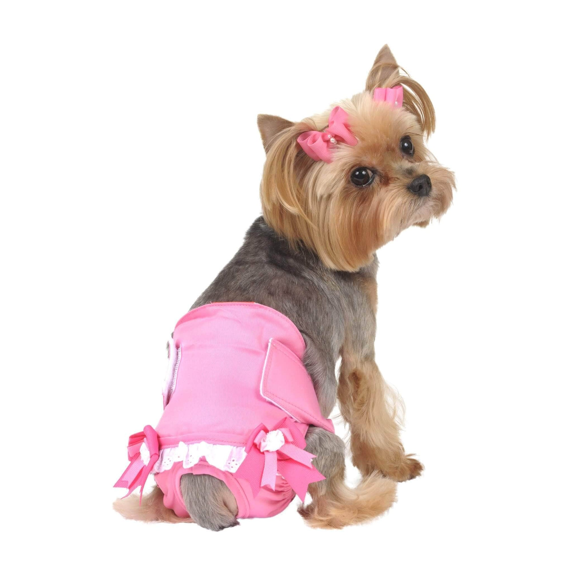 Max's Closet Washable Dog Diapers for Female Dogs