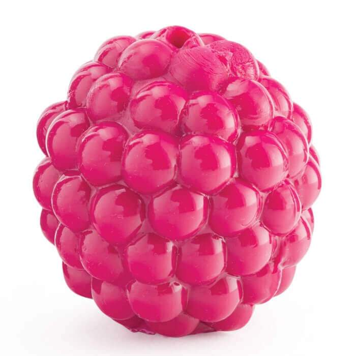 Planet Dog Raspberry small dog ball