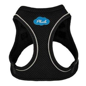 Plush Step In Dog Harness - Blue - Westie
