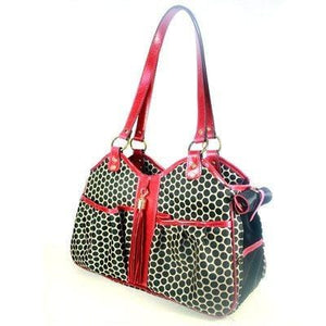 Bags - Petote Metro Couture Small Dog Purse