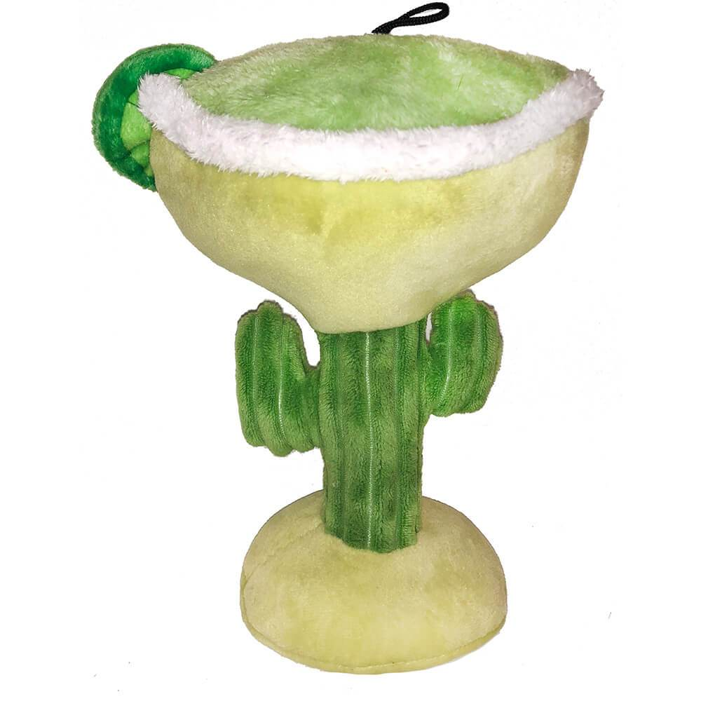 Lulubelles Power Plush Margarita Small Dog Toy