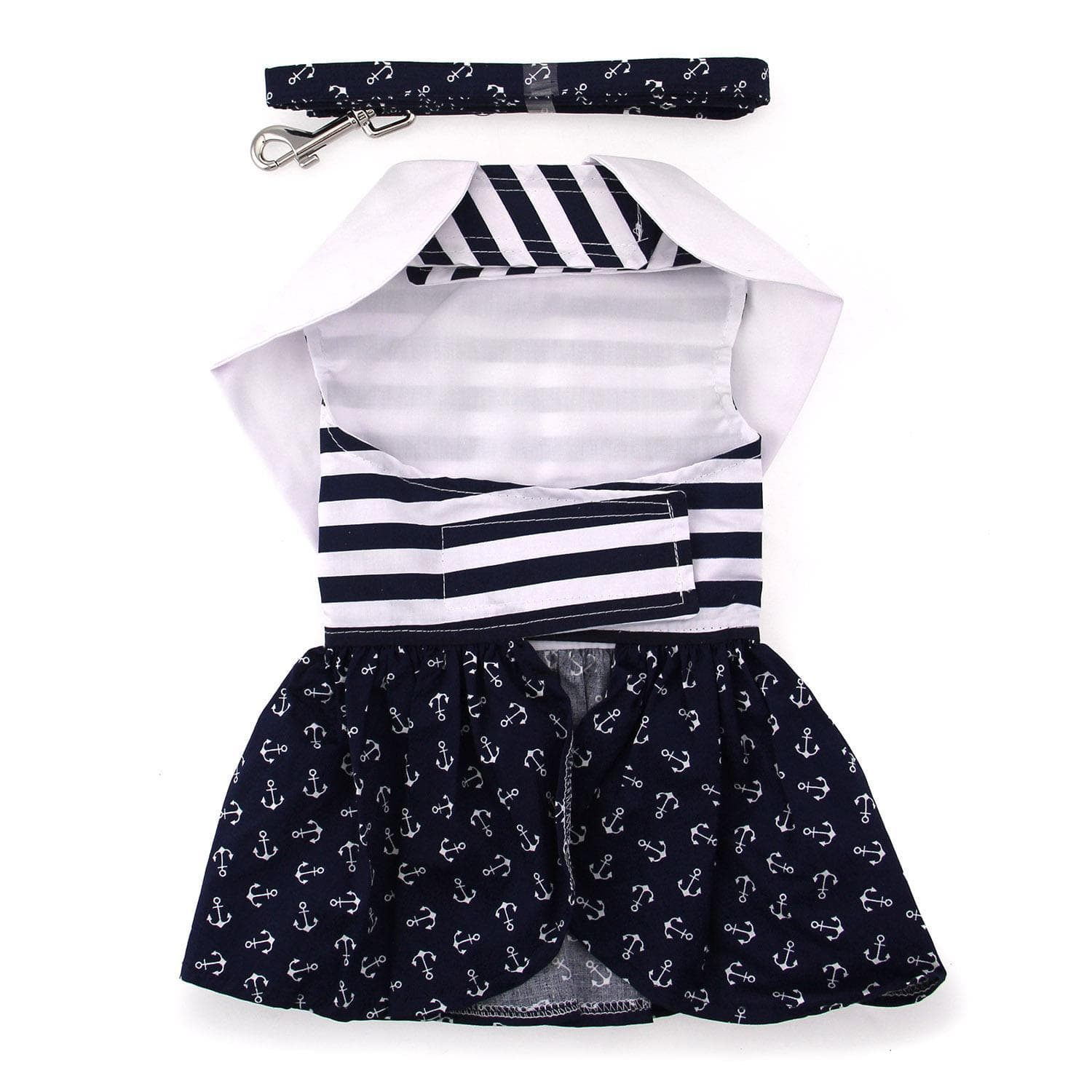 Nautical Dog Dress - Belly