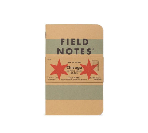 Field Notes - Chicago Edition