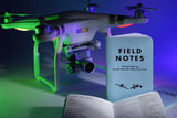 Field Notes/Tested.com - Flight Log Edition