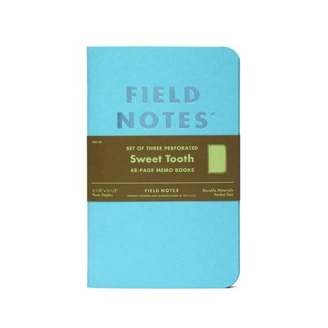 Field Notes - Sweet Tooth Edition