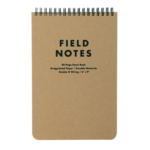 Field Notes - Steno Notebook