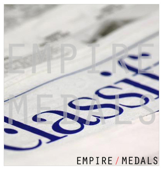 Military Medal Classified Ads
