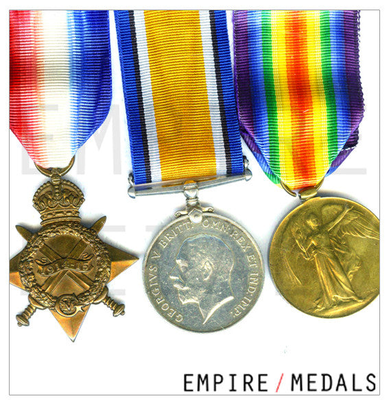World War 1 Medal Classifieds