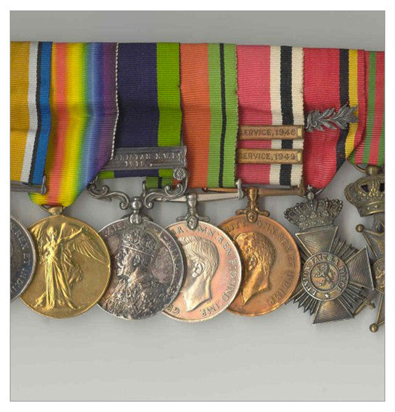 Pre War Medal Classifieds