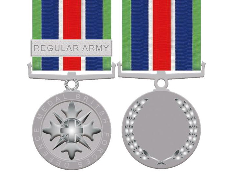 NATIONAL DEFENCE MEDAL