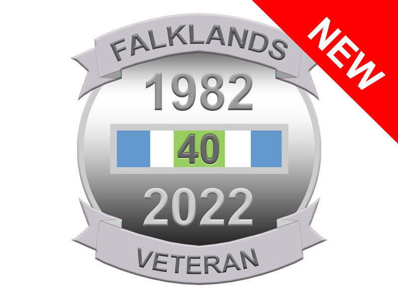 Falklands 40th