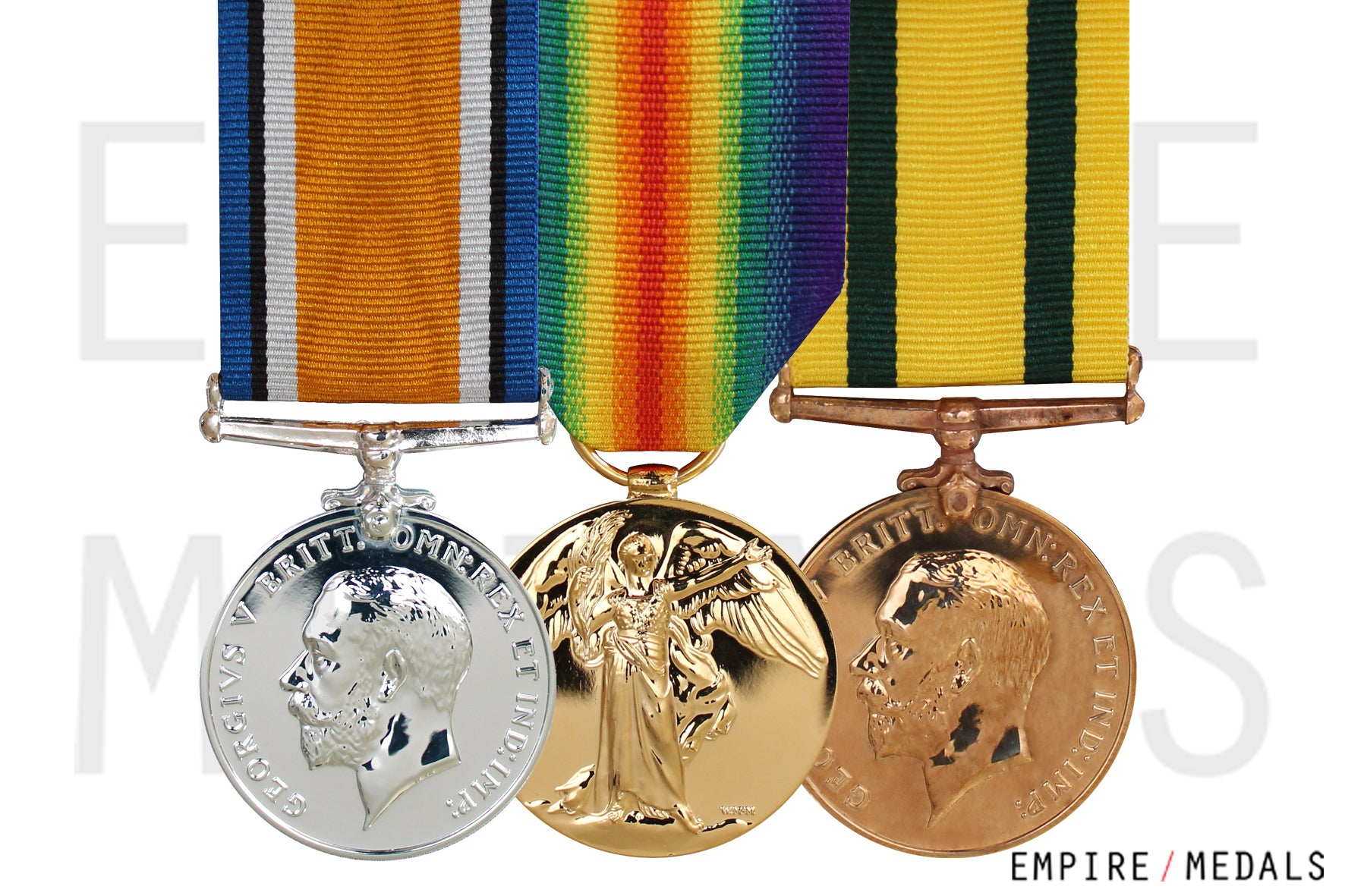 Medal Mounting Swing Style