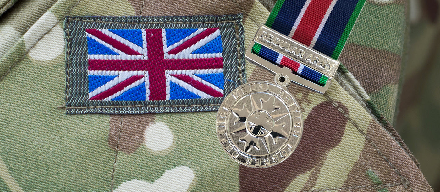 The British Forces Defence Medal