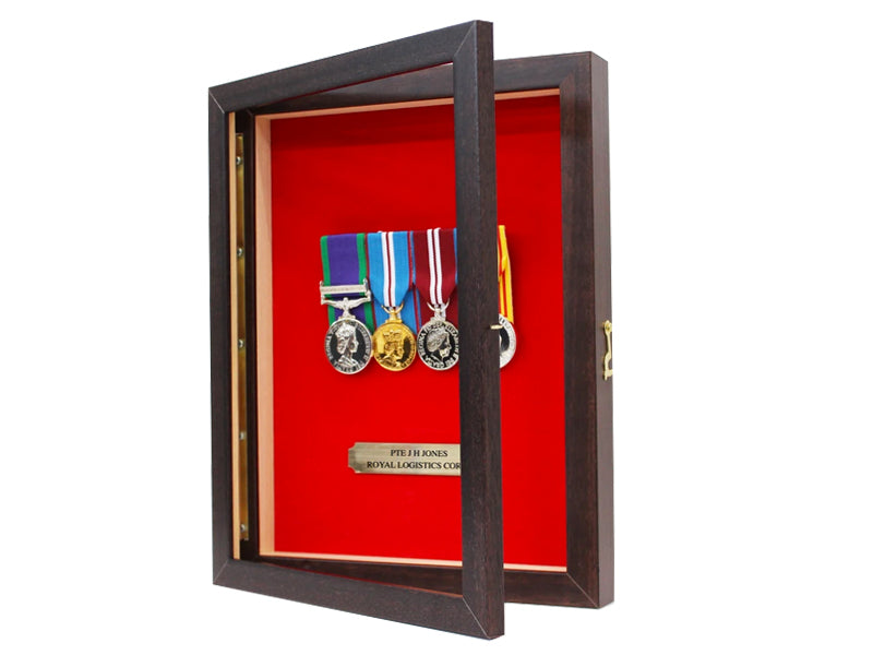 Medal Display Case