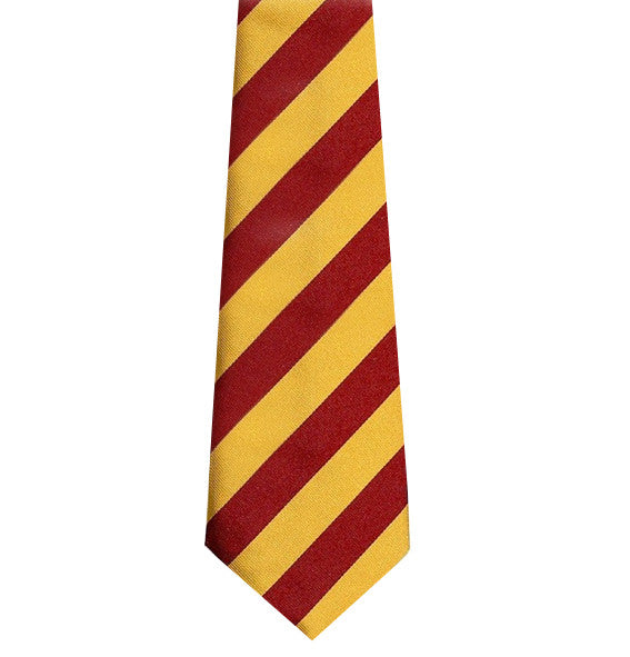 11th Hussars (Prince Alberts Own) Silk Tie