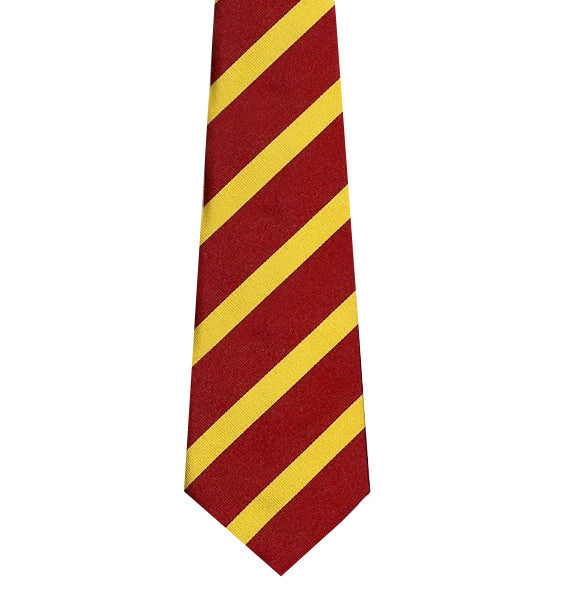 12th Royal Lancers (Prince of Wales) Silk Tie