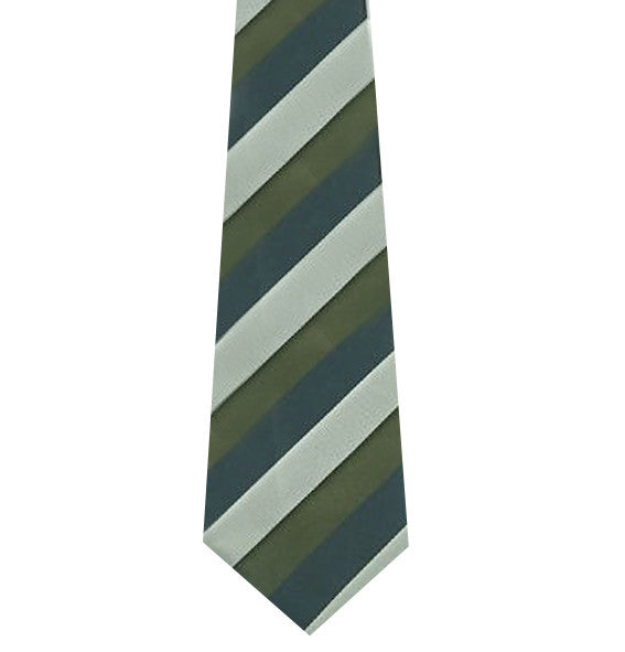 13th/18th Royal Hussars (Queen Marys Own) Silk Tie