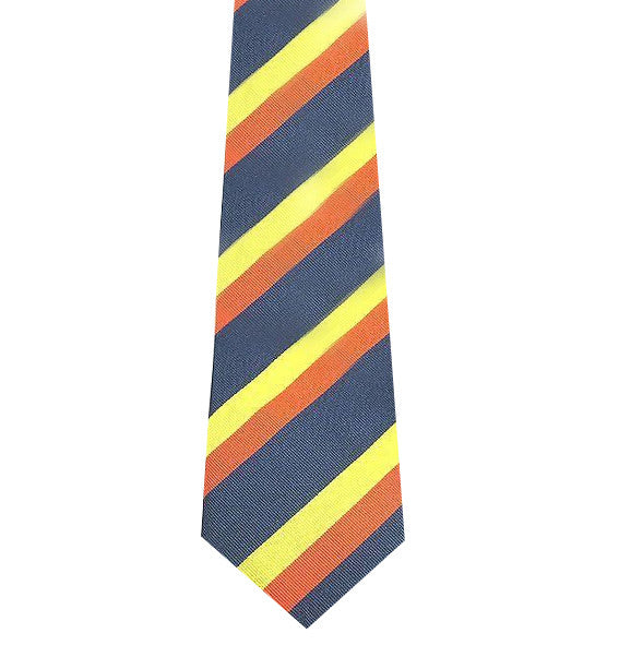 15th 19th The Kings Royal Hussars Silk Tie