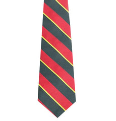 16th 5th The Queens Royal Lancers Silk Tie