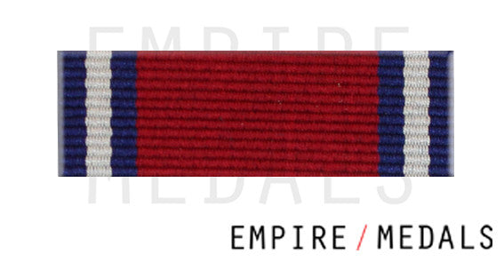 1935 Jubilee Medal Ribbon Bar
